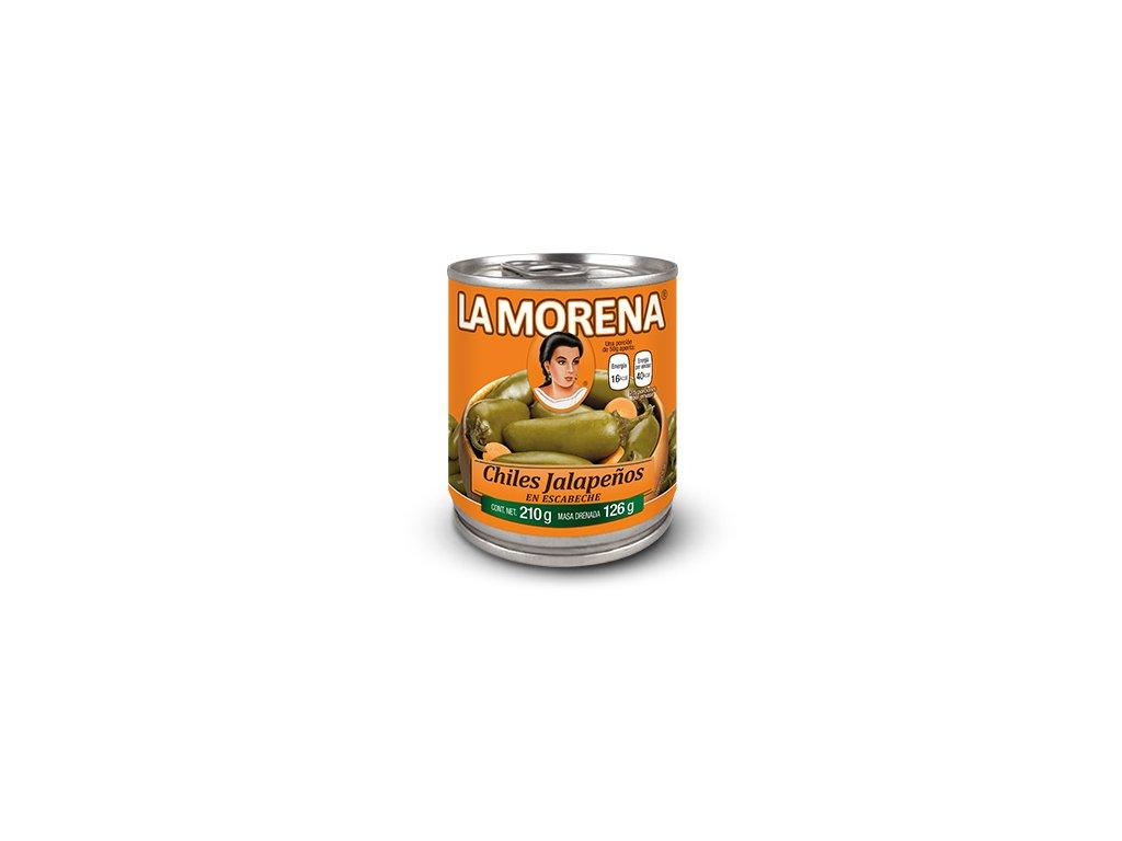 LaMorena producto chiles jalapenios