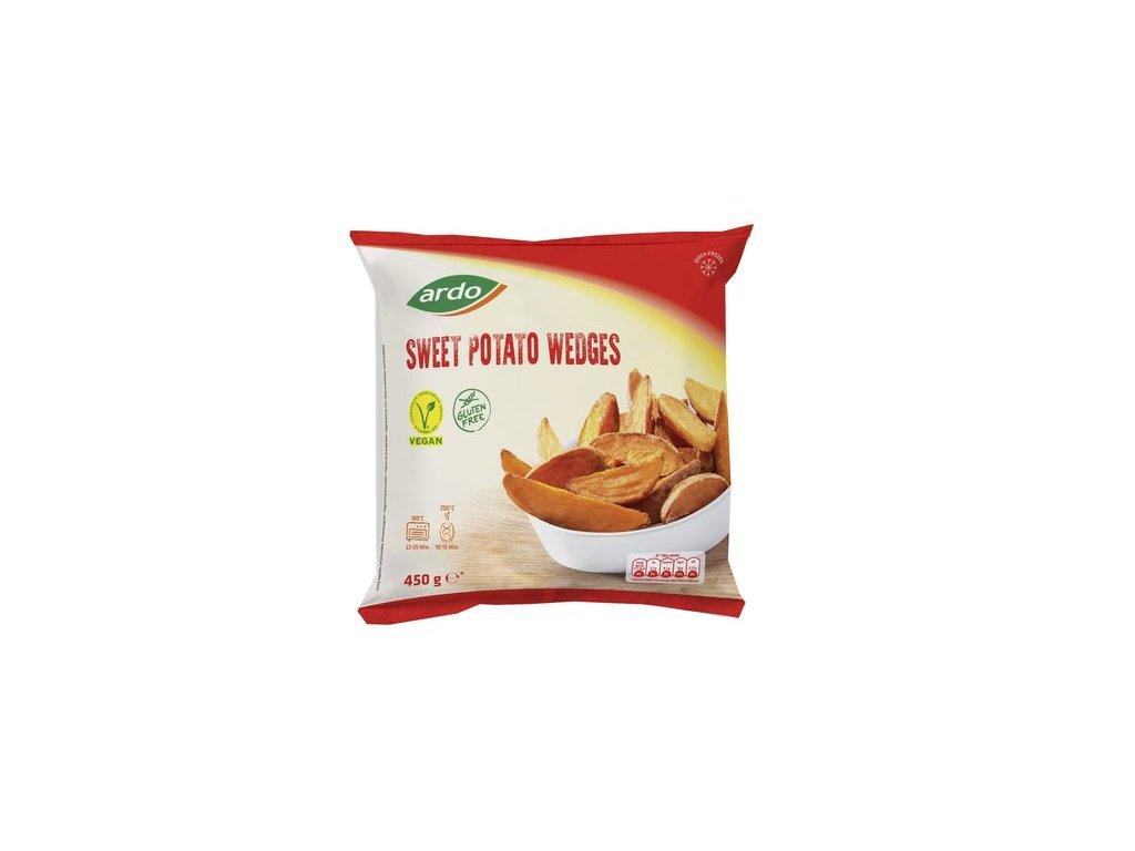 Ardo Sweet potato wedges 450g pack