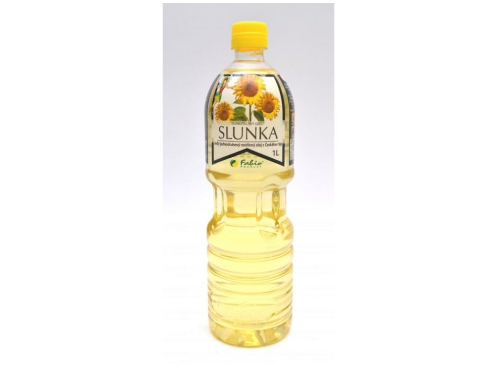 Sunflower oil Slunka 1L