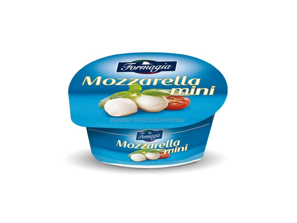 MMB125 Mozzarella Mini