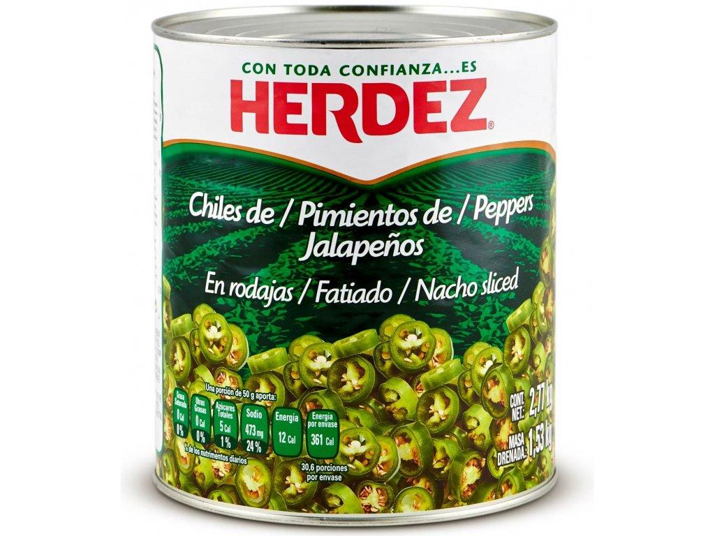 Chili Jalapeno Nachos Herdez in Scheiben 2 8 kg96YHIEH5AO4YU