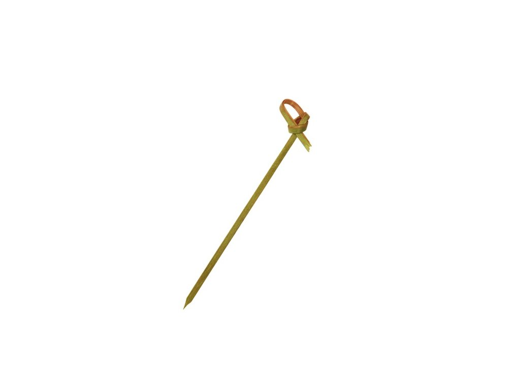 Bodec UZLÍK (Bambus) 10cm /100 ks