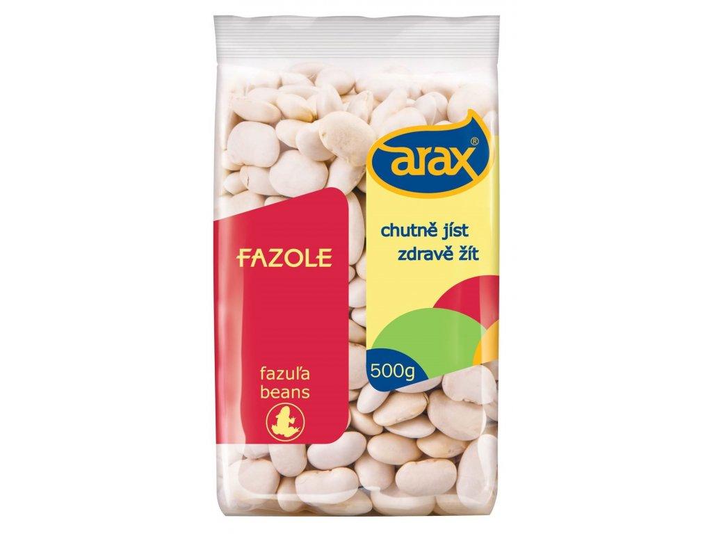 Fazole bílá velká ARAX 500g 2