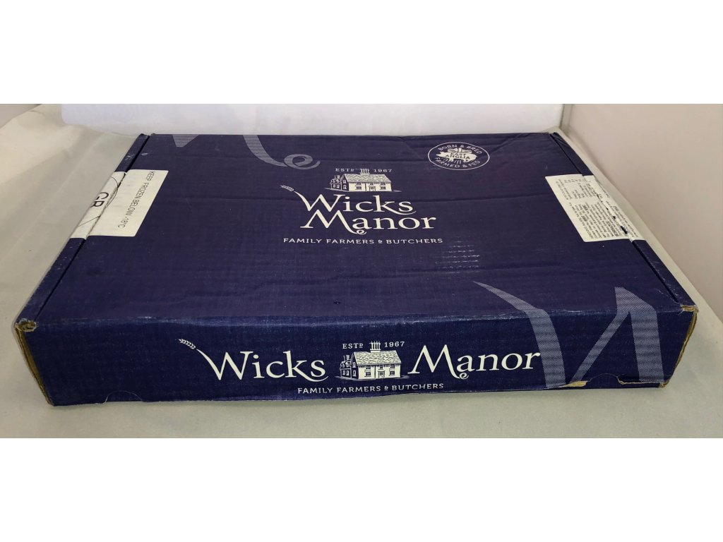 Wicks manor famiály farmers and butchers