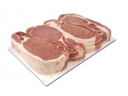 60002 Back bacon rl 5lb grn select