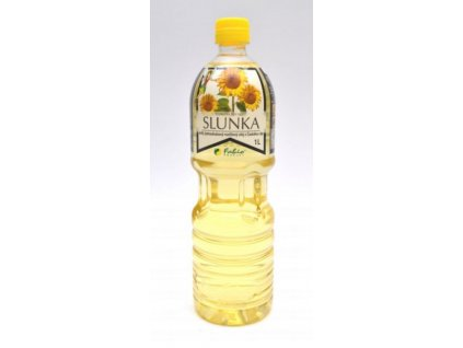 Sunflower oil Slunka 1L