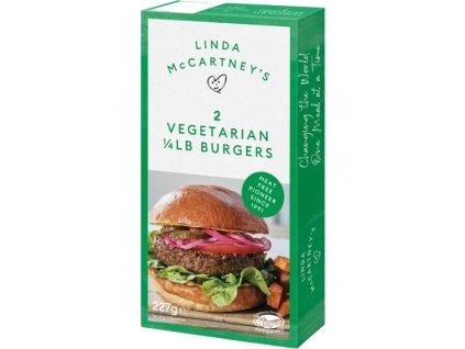vegetarian 1 4lb burgers
