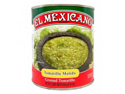 El Mexicano Tomatillo Crushed 2.84kg