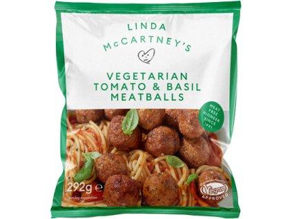 Vegetarian Tomato & Basil Meatballs 292g