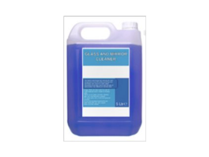 5lt Glass and Mirror Cleaner