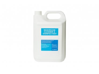 5ltr washroom cleaner and disinfectant 599x400