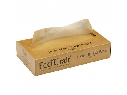 Ecocraft Interfold Deli Paper all sizes