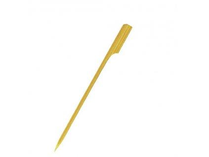 Bodec na jednohubky (Bambus) 12cm /250 ks