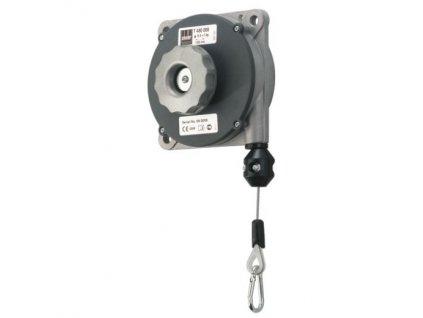 Balancér s hliníkovým tělem FZ 2 - 4 / délka zdvihu 2,5 m / nosnost 4 kg
