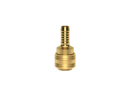 Rychlospojka DN 7,2 / s trnem na hadici 13 mm