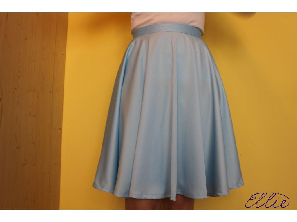Kolové sukně - na zakázku
