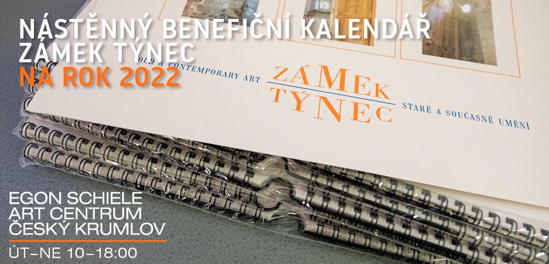 Nástěnný kalendář Týnec 2022