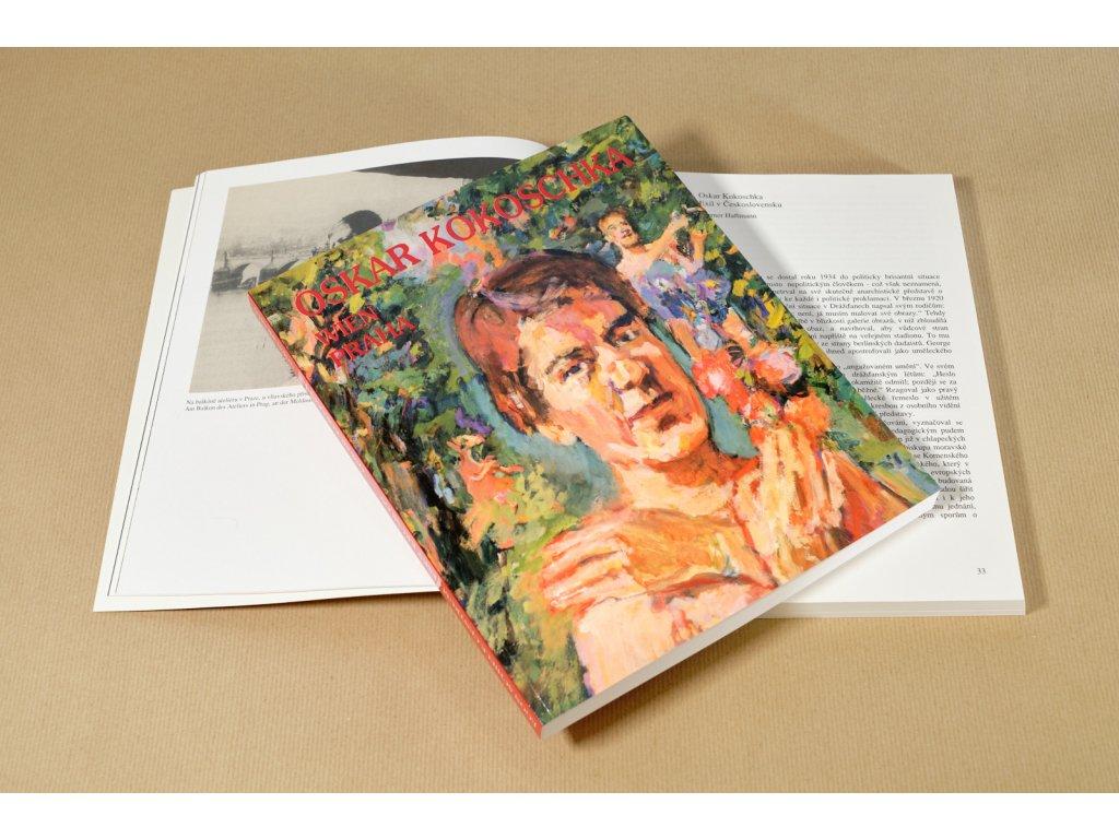 Kokoschka O Katalog