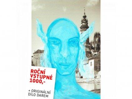 Roční vstupenka Magdalena Rajnišová: Avatar 1