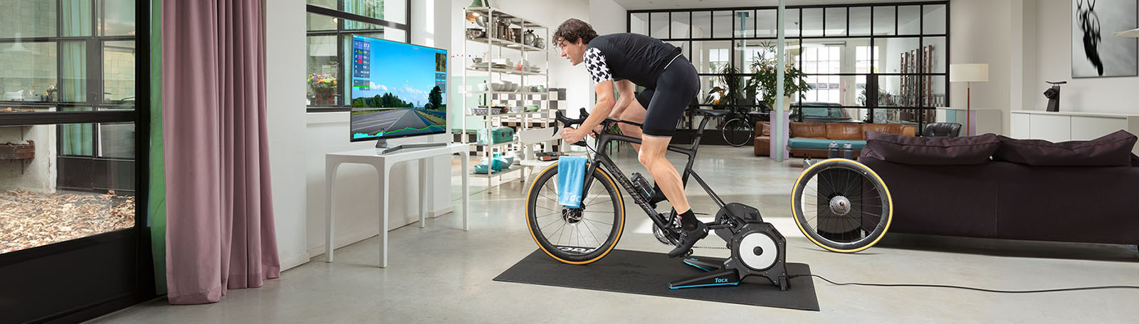 Jak vybrat cyklistický trenažér Tacx?