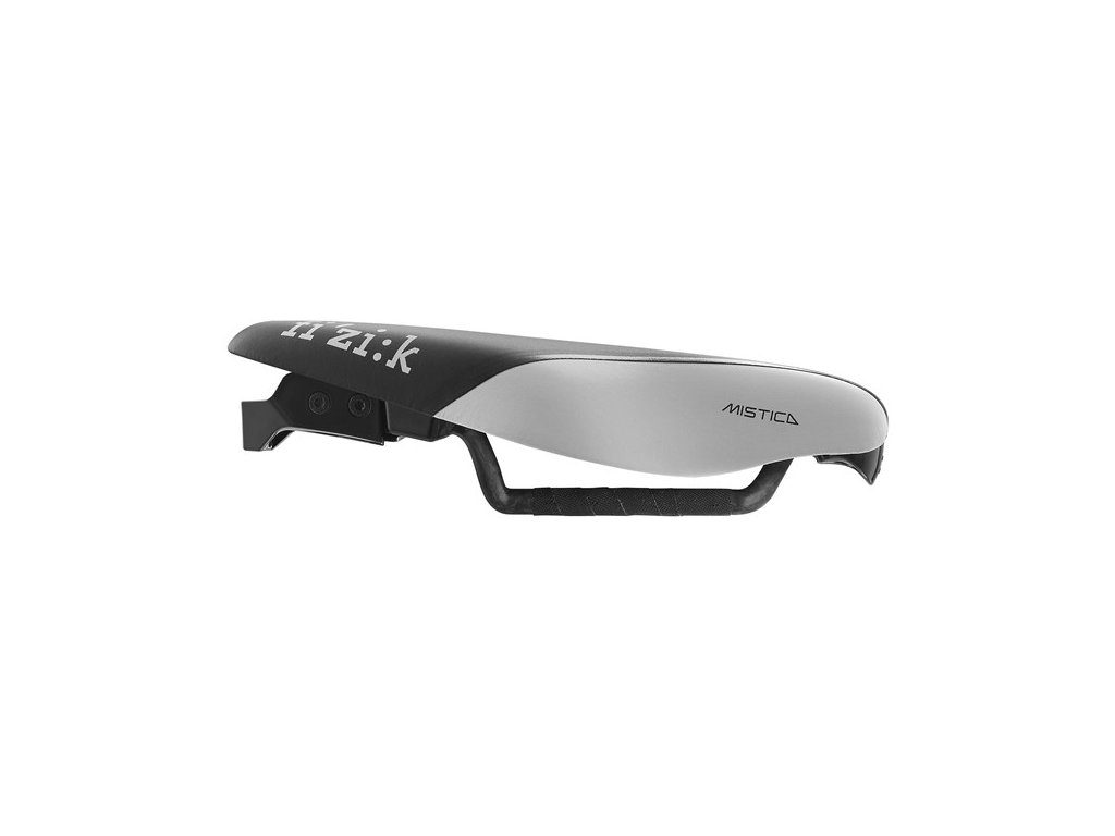 FIZIK Mistica Carbon - Black/White - Regular