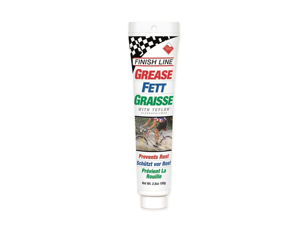 FINISH LINE Teflon Grease 3.5oz/100g-vazelína