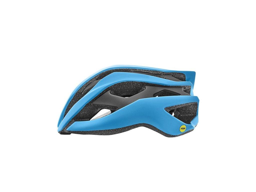Cyklistická přilba GIANT REV MIPS , matte blue/matte black