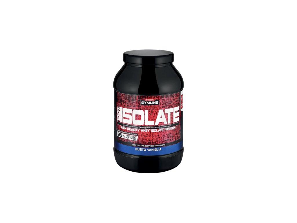 ENERVIT 100% Whey Protein Isolate vanilka 900 g