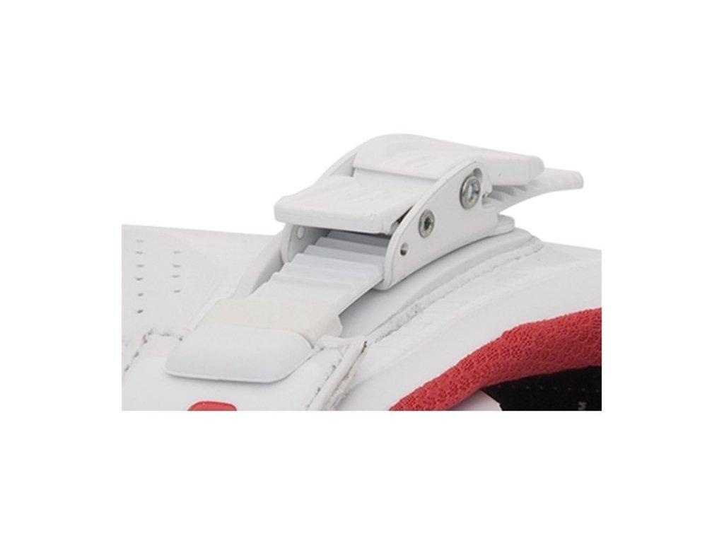GIRO Shoe Buckle Set N-1-white, pár