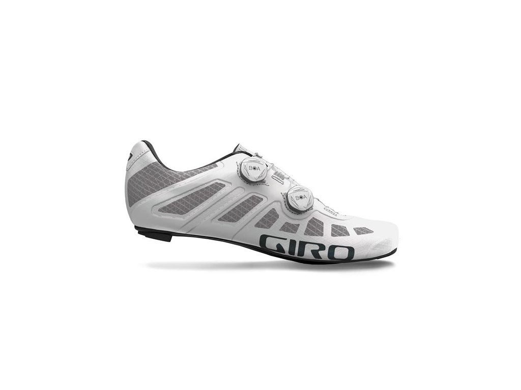 Silniční tretry GIRO Imperial White