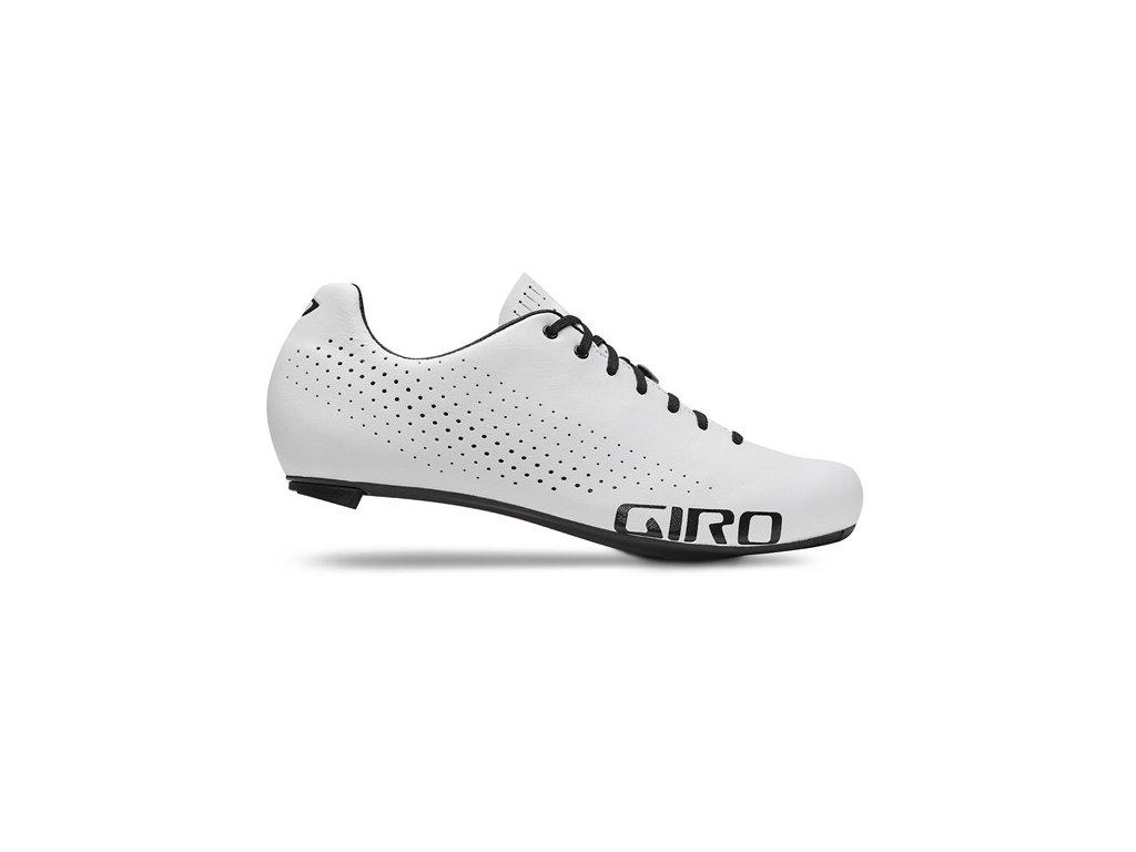 Silniční tretry GIRO Empire White