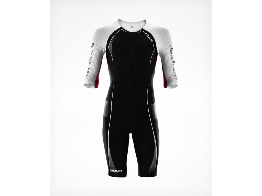Anemoi Aero Tri Suit Men s Black White Front 1500x 2
