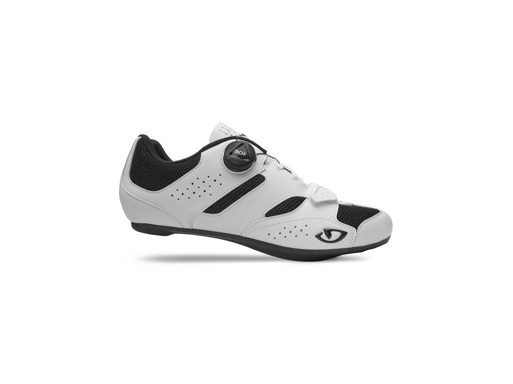 Cyklistické tretry GIRO Savix II White