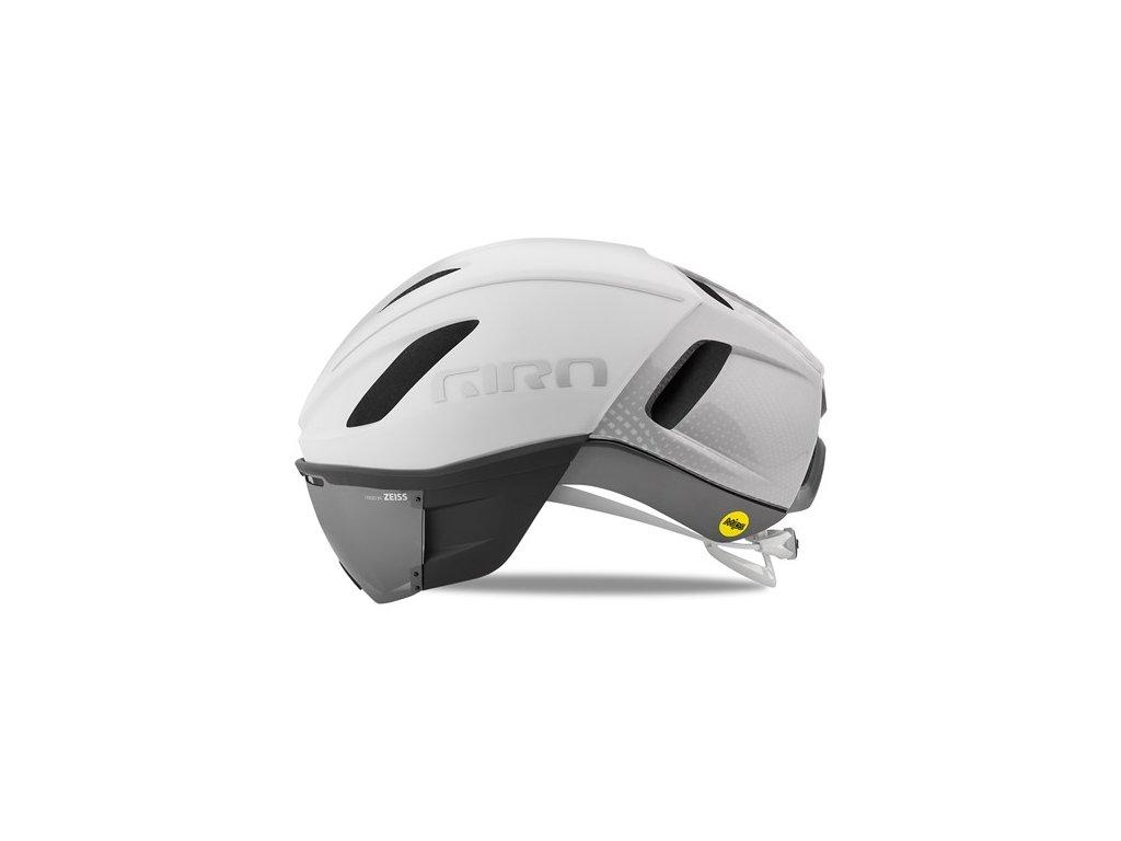 GIRO Vanquish MIPS Mat White/Silver