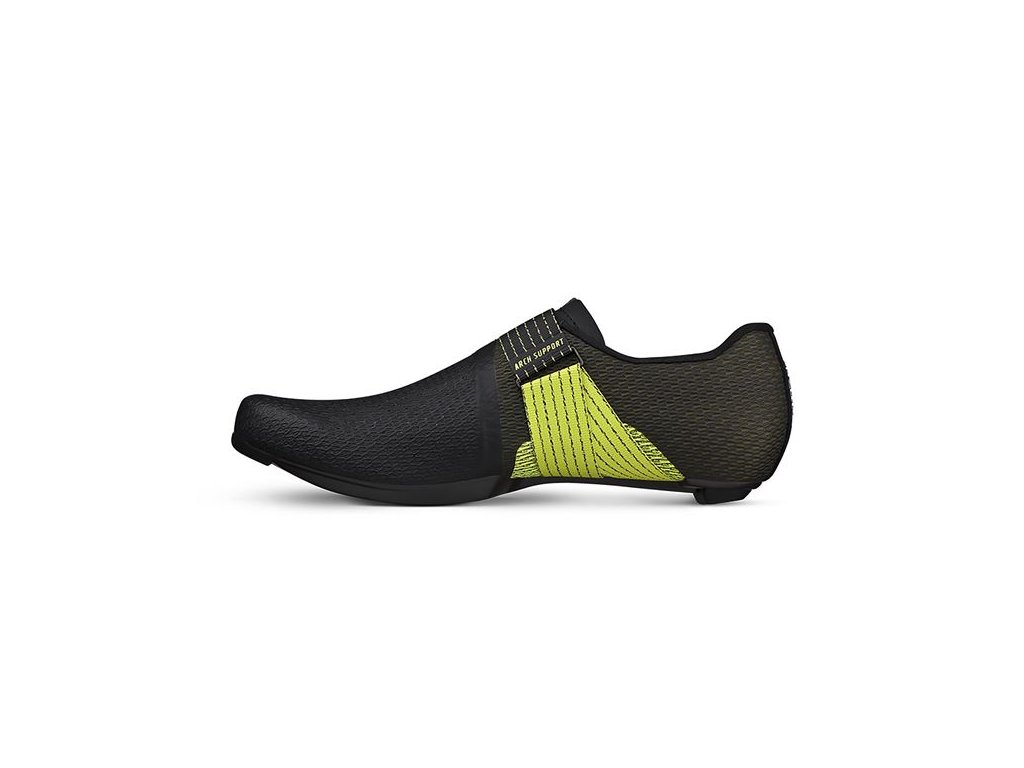 FIZIK Stabilita Carbon-black/yellow fluo-46