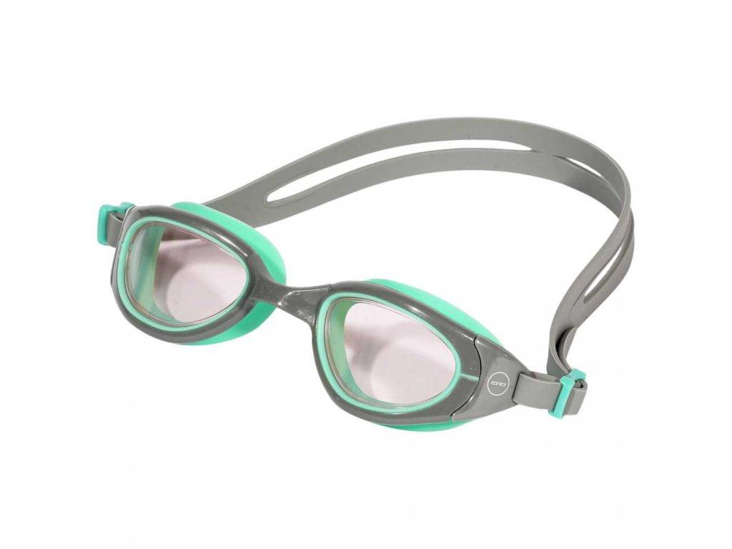 Zone3 Attack Swim Goggles - Blue/Black/Blue - OS
