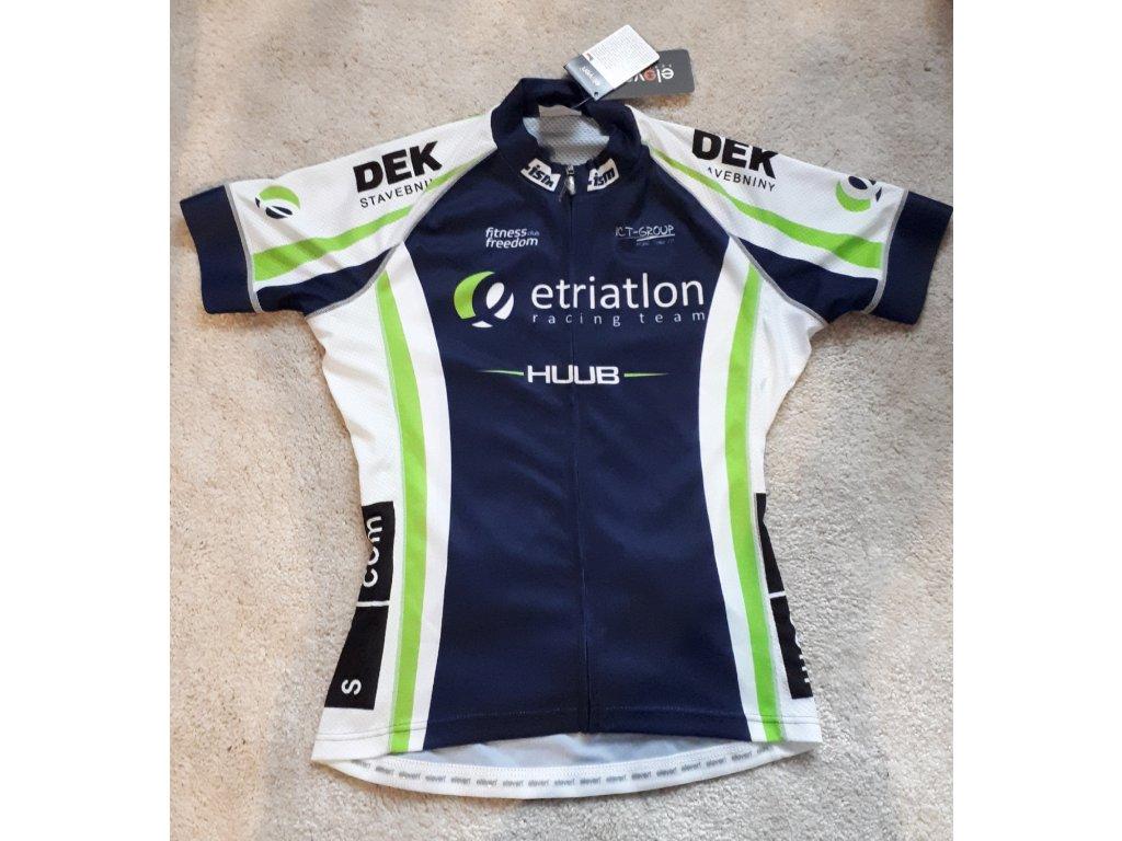 Dámský klubový cyklistický dres Dona