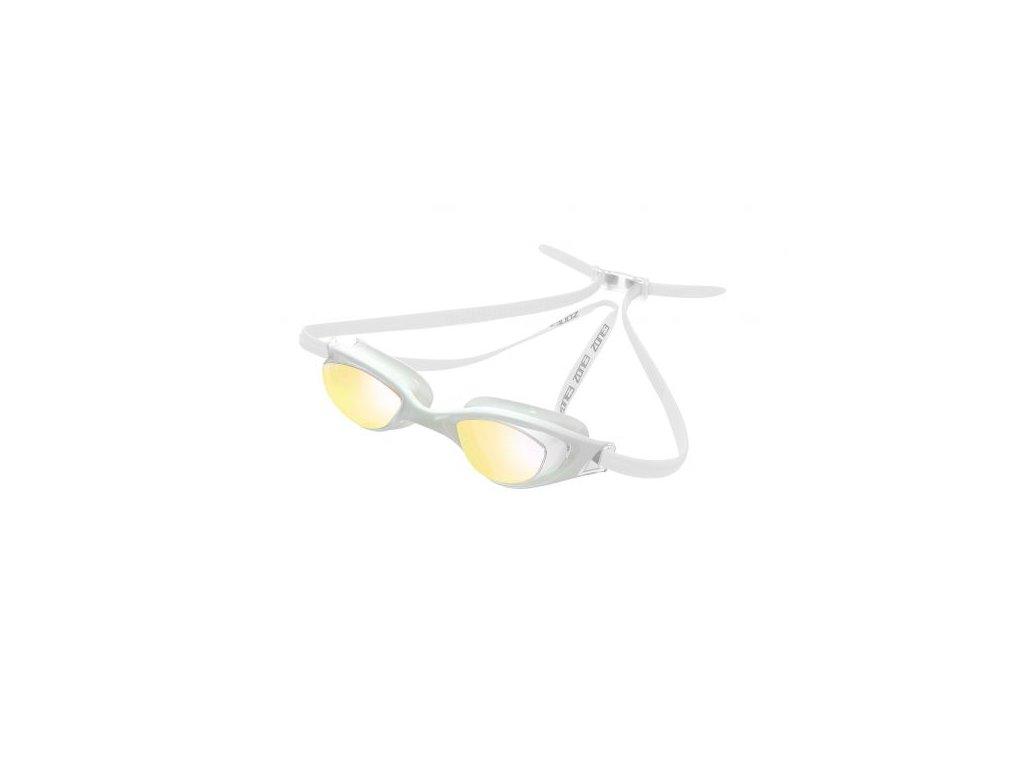 Aspect Goggles - Rainbow Mirror/Aqua/Black - OS