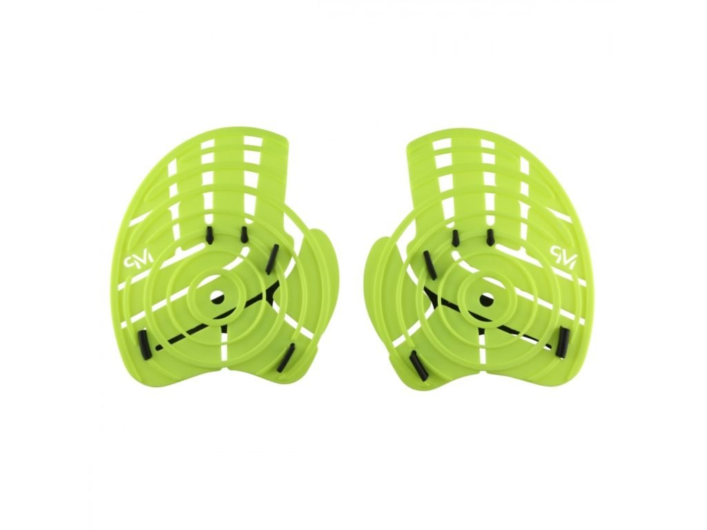 strenght hand paddle neon