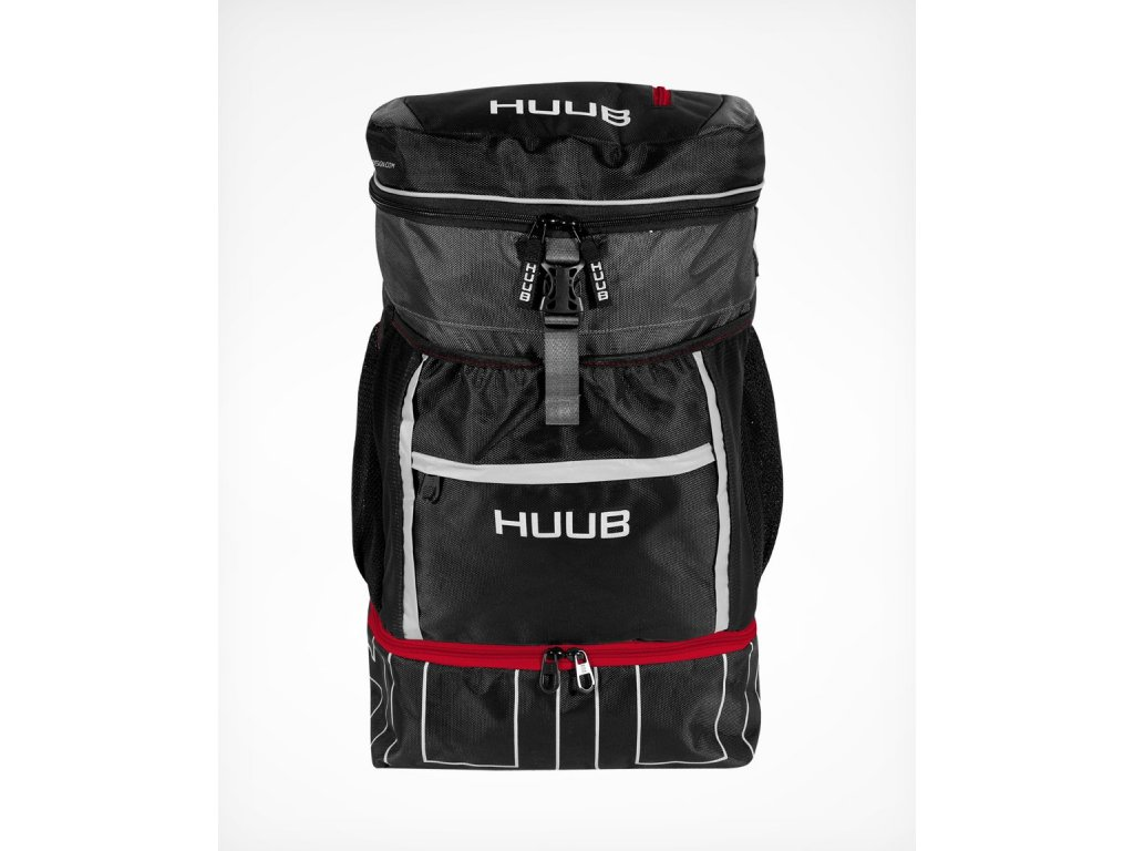 Transition 2 Rucksack Red Front 1500x