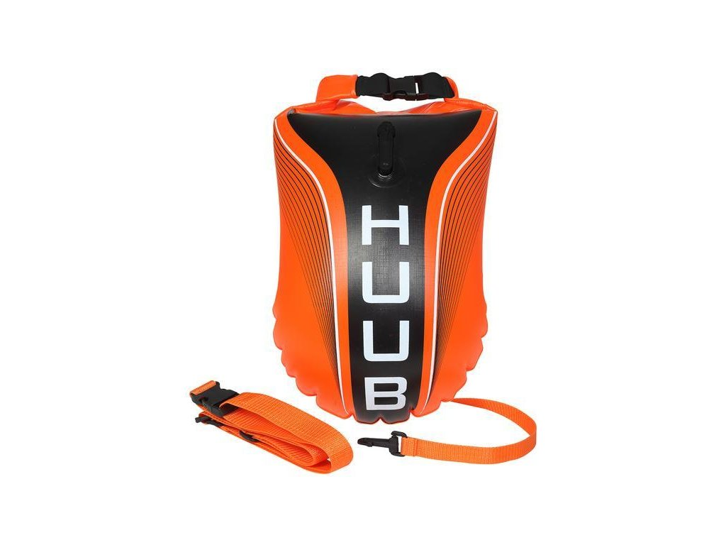 Orange HUUB Toe Float Upright 2