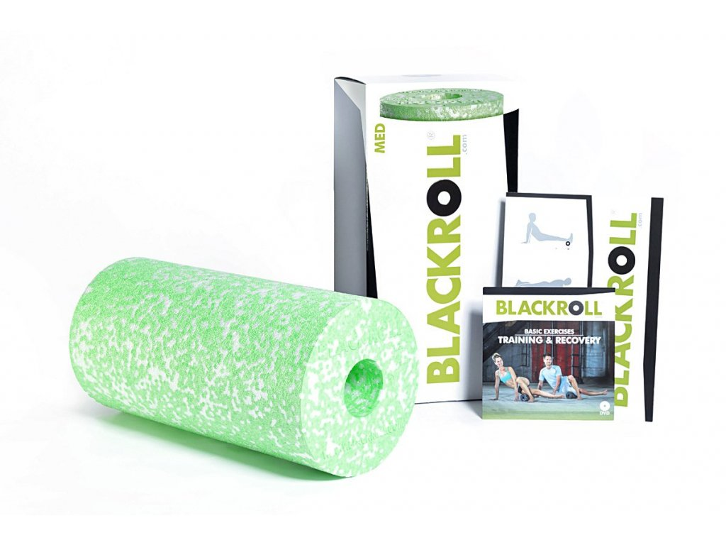blackroll med green 57184