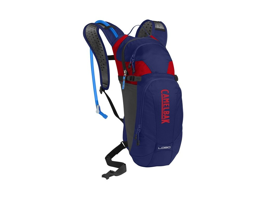 CAMELBAK Lobo Pitch Blue/Racing Red