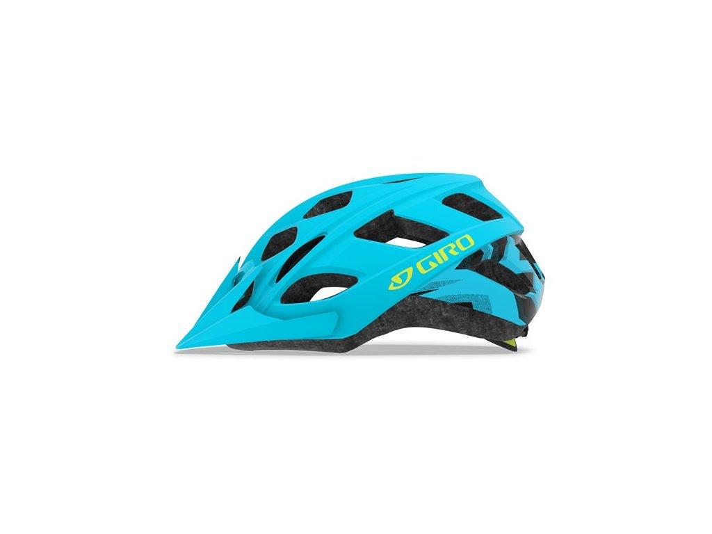 Cyklistická helma GIRO Hex Mat Iceberg