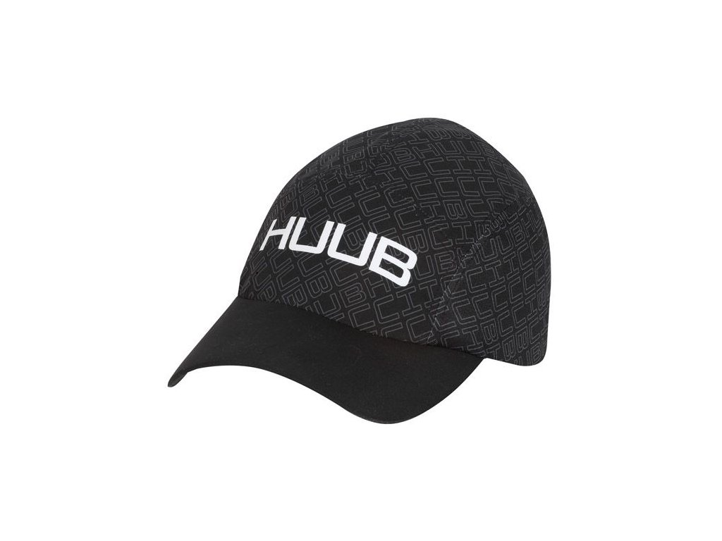 race cap black