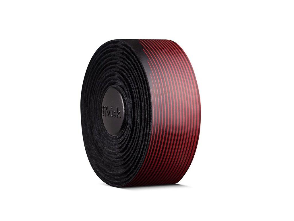 Omotávky Fizik Vento Microtex Tacky - Black / Red