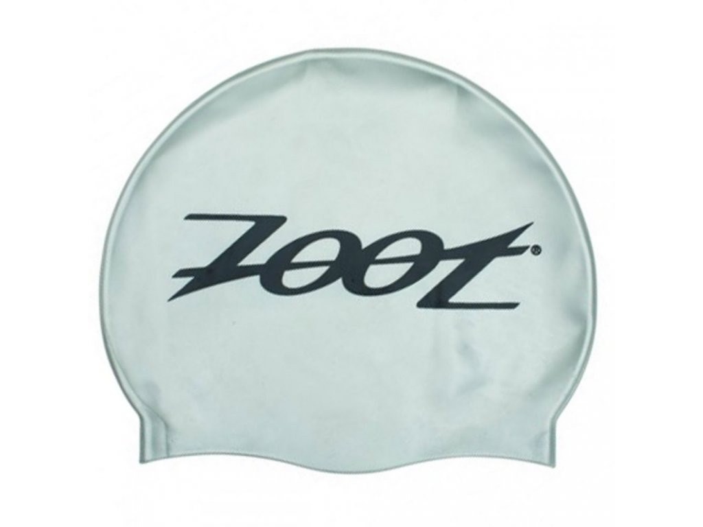 zoot ss14 zs9ah04 accessories swimfit silicone cap silver