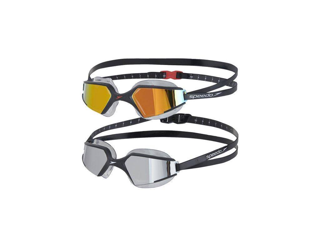 Speedo Aquapulse Max 2 Mirror Goggle