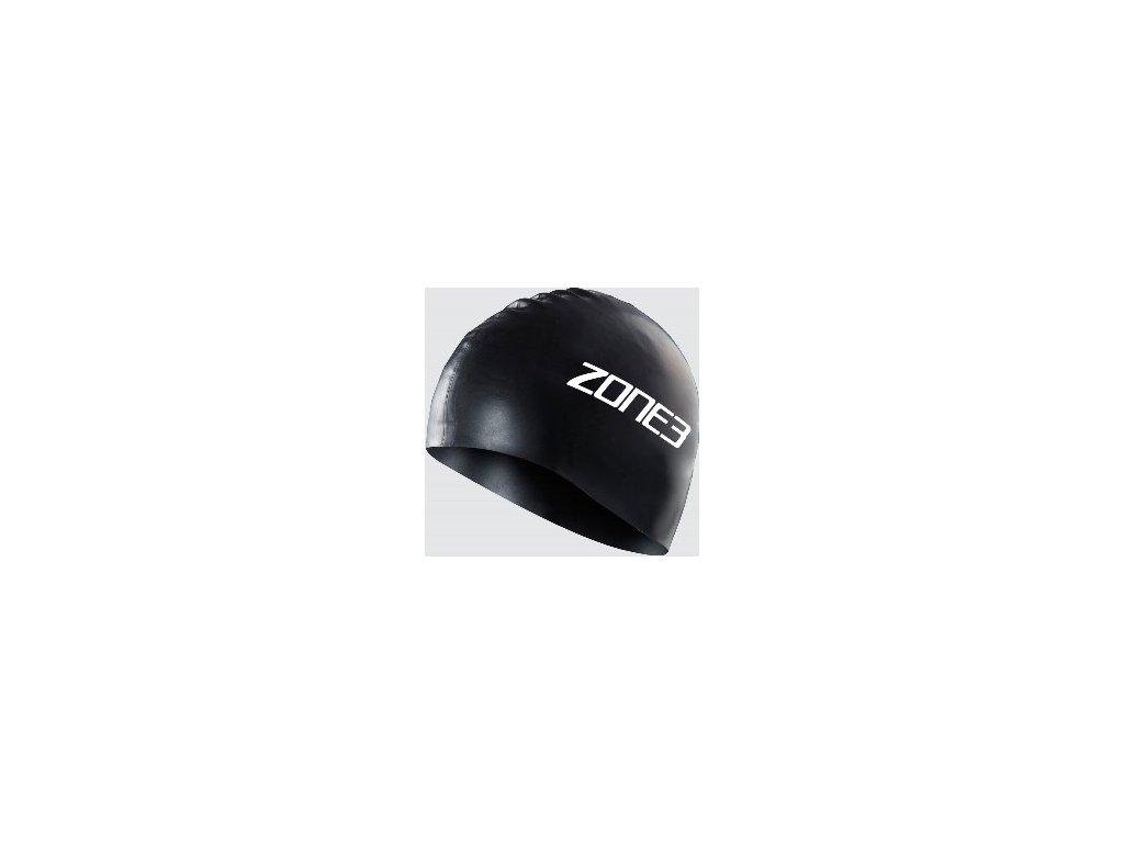 Silicone Swim Cap - 48g - RED - OS