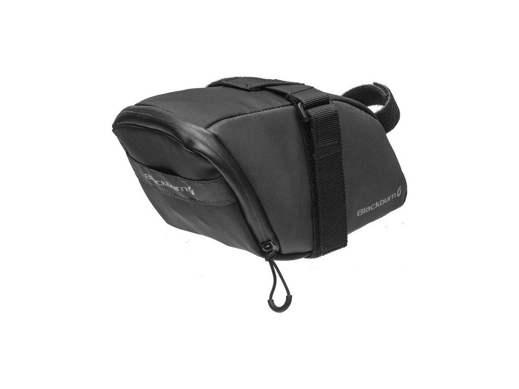 BLACKBURN Grid Large Bag Black Reflective